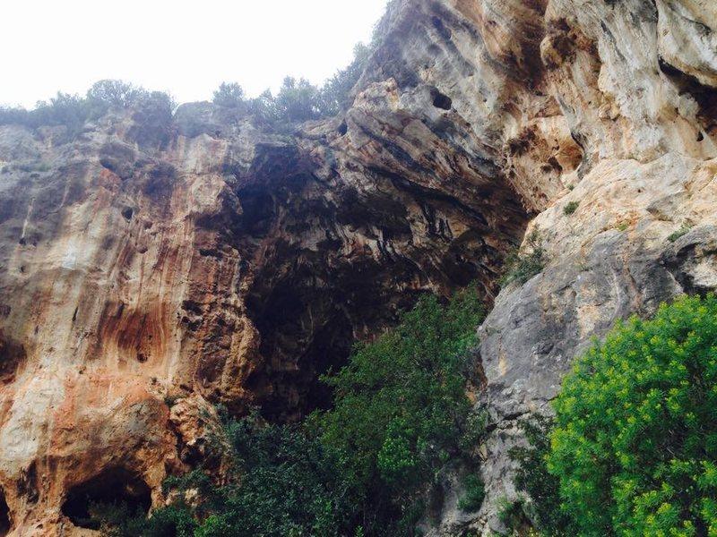 Cavadonna's breath-taking cave!