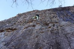 Rock Climbing Photo: Pretty sure this is Fesic. This area offers many r...