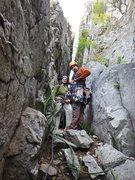 Rock Climbing Photo: seneca rock