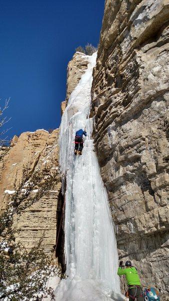 Rock Climbing Photo: Coates Corner