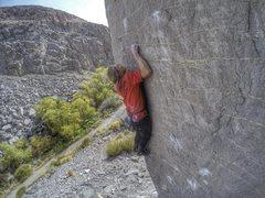 Rock Climbing Photo: crash landing, 10d
