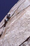 """Rock Climbing Photo: Urmas a little higher up """"Manufactured Consen..."""