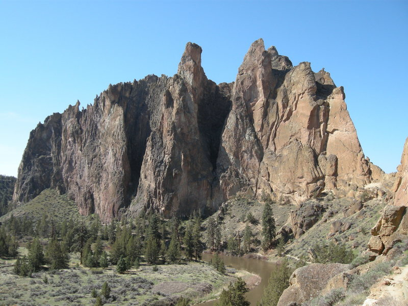 Smith Rock group.