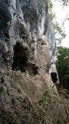 Rock Climbing Photo: Bayahibe right section