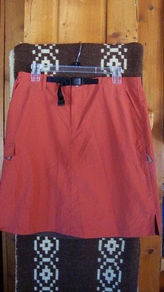 Sherpa Skirt.