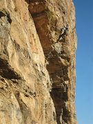 Rock Climbing Photo: Steve Brown missed the train but will catch the ne...