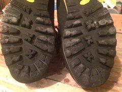 sole wear