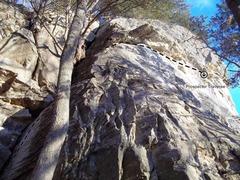 Rock Climbing Photo: Rad Trad Traverse
