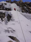 Rock Climbing Photo: Caveman