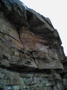 Rock Climbing Photo: Oh gee.