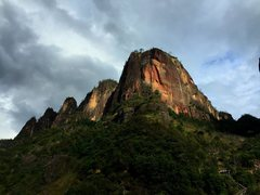 Rock Climbing Photo: The largest feature in the foreground is the Lisu ...