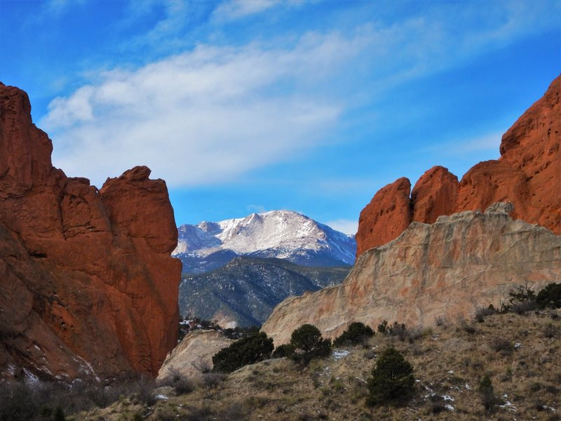 Rock Climbing Photo: The Gateway