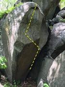 Rock Climbing Photo: Riding the Elephant
