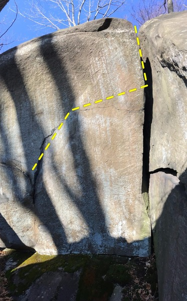 Rock Climbing Photo: Big
