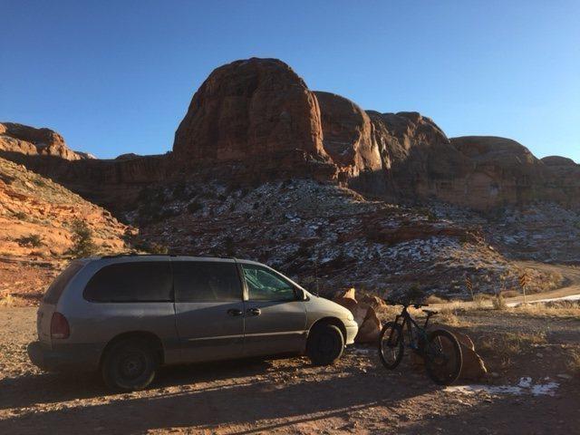 Rock Climbing Photo: Outside
