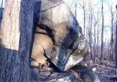 Rock Climbing Photo: Hobo boulder