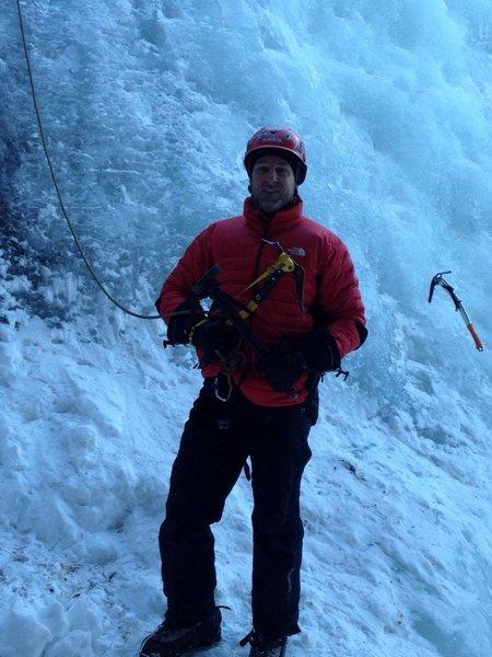 Rock Climbing Photo: Ice 2014