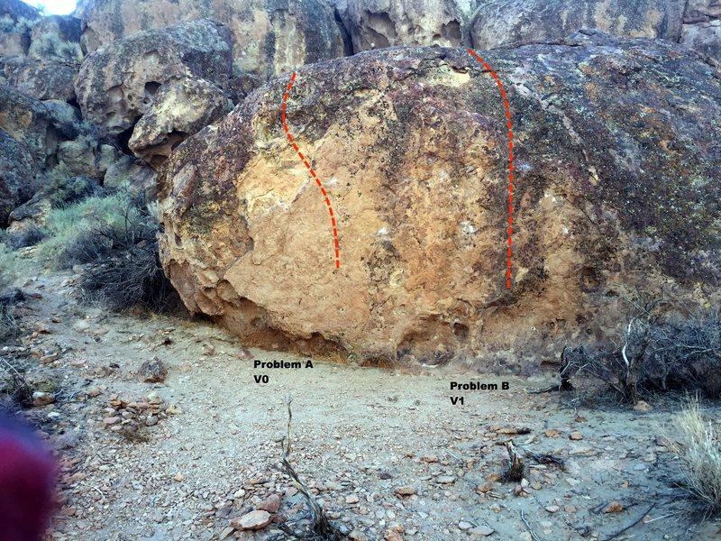 Slab Boulder Topo
