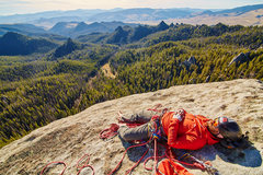 Rock Climbing Photo: Summit nappy naps