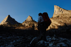 Rock Climbing Photo: You look at photos beforehand of this spire and yo...