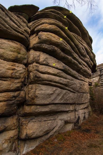 Rock Climbing Photo: N.U.F.A.N.