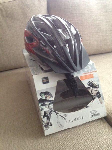 Rock Climbing Photo: Uvex Helmet 1