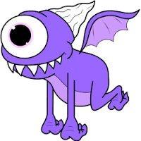 Purple People Eater.