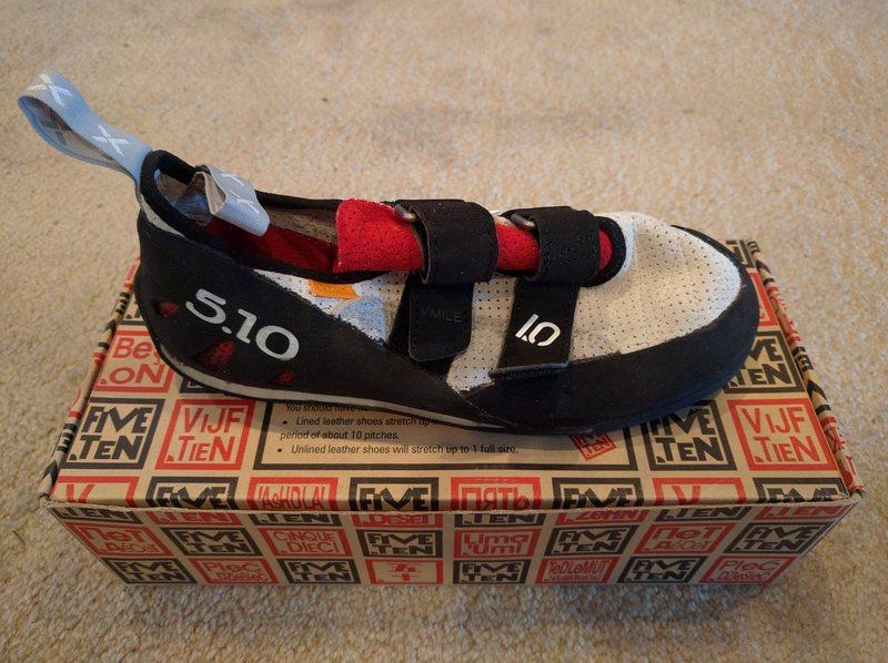 vMile Shoe