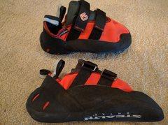 Rock Climbing Photo: Anasazi Arrowhead Shoes