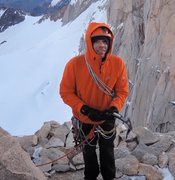 Rock Climbing Photo: honnluuuv with da deadly dyneema slings !!!