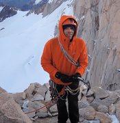 Rock Climbing Photo: honnluuuv with da deadly dyneema slings !!!