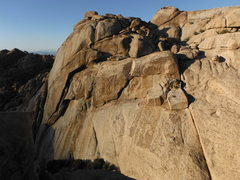 Rock Climbing Photo: another grey giant photo