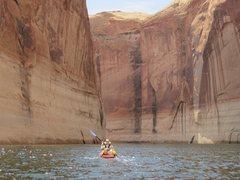Rock Climbing Photo: Boating
