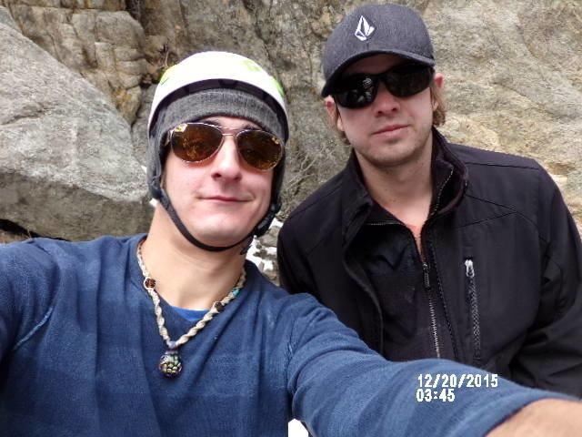 Me and my buddy Jaimen