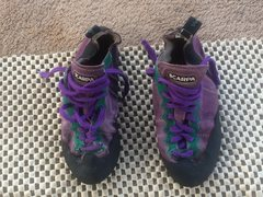 Rock Climbing Photo: Scarpa Lace shoes