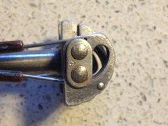 Rock Climbing Photo: 0.4 close up