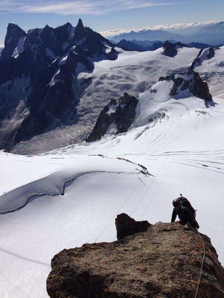 French Alps, Aiguille du Midi