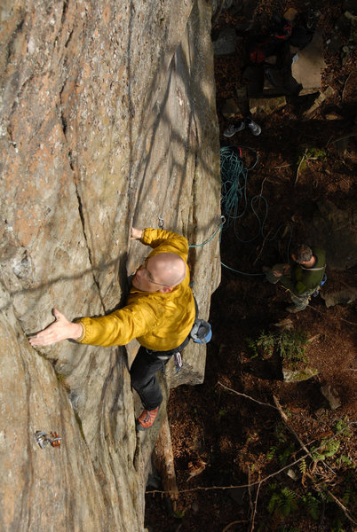 Rock Climbing Photo: Lloyds of Lowville.