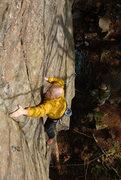 Rock Climbing Photo: Lloyds of Lowville.