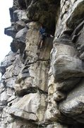 Rock Climbing Photo: Hermano