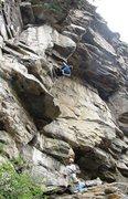 Rock Climbing Photo: Shemale