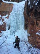 Rock Climbing Photo: Hidden Haven P1