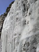 Rock Climbing Photo: Pitch 3 good condition,