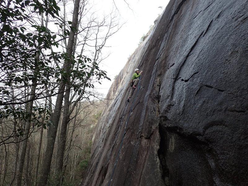 Rock Climbing Photo: Miracle Whip