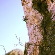 Rock Climbing Photo: Spearfish, ND