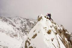Rock Climbing Photo: Utah BCC