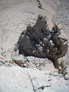 Rock Climbing Photo: East Buttress, Mt Whitney Photo by Bill McConachie