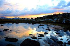 Rock Climbing Photo: Gaylor Lake