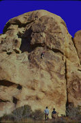 Rock Climbing Photo: Photo taken ca 1982. Thanks for the info C Miller....