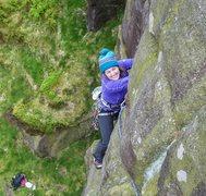 Rock Climbing Photo: Earl Crag